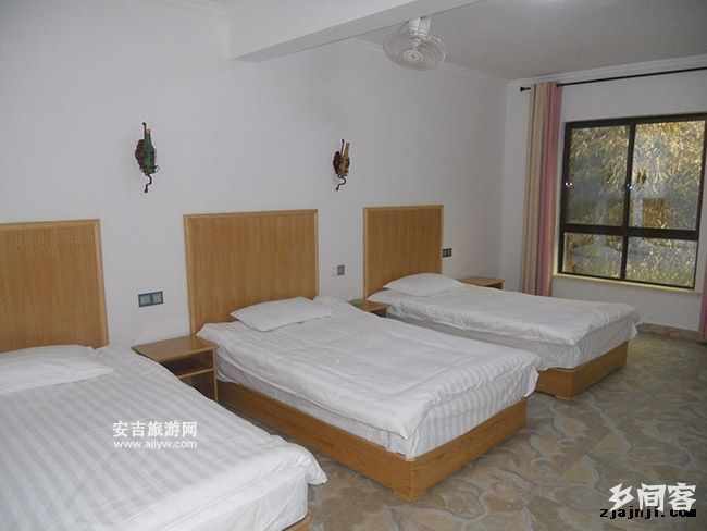 安吉老王山庄