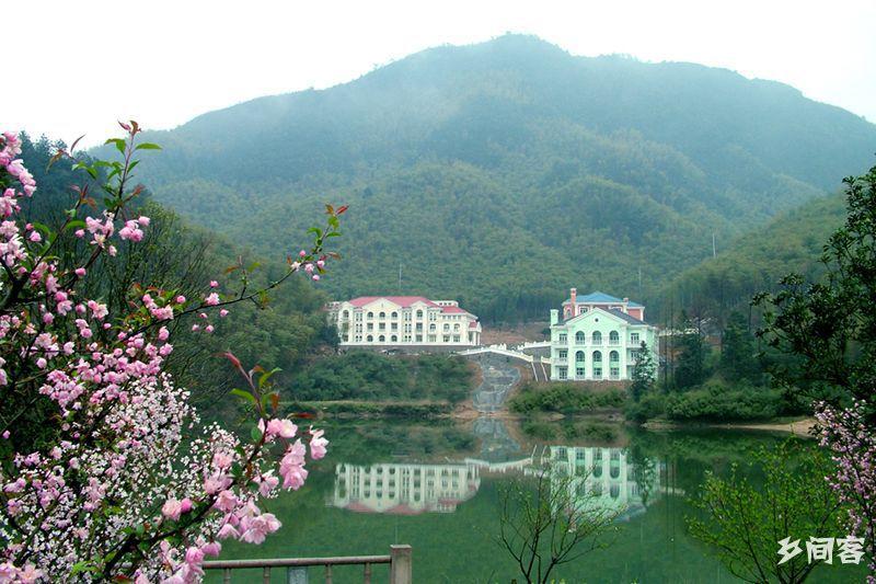 安吉海博山庄