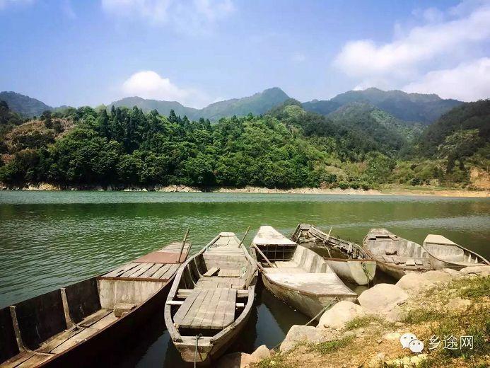 千岛湖采蝶驿站,湖畔乡野小清新生活