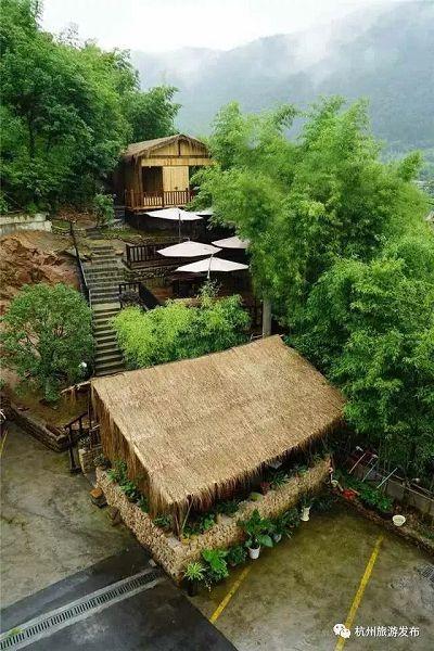 余杭乾皇湾农庄,看美景、享美食、住民宿