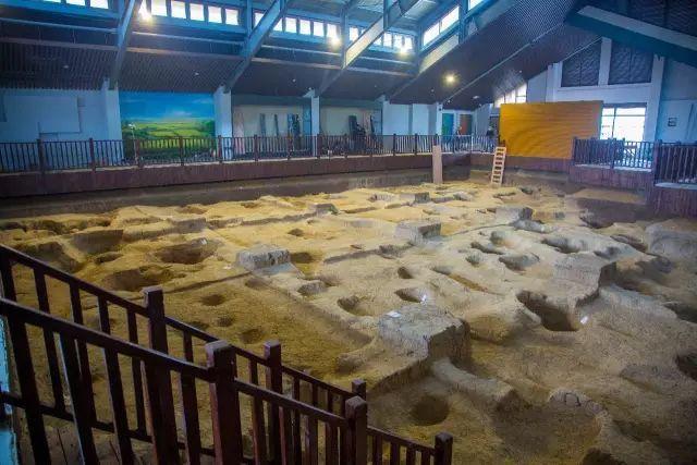 浦江上山村:1万年前的上山遗址