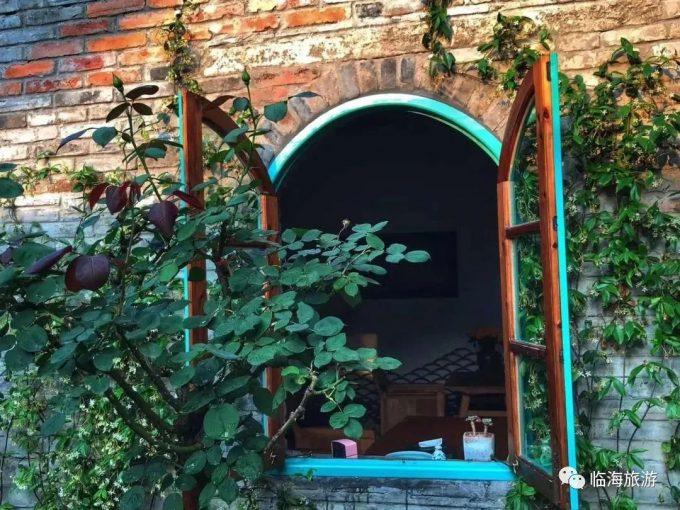 云朵姐姐的秘密花园,紫阳古街上新开民宿